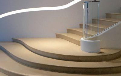 Escalier Marbre Dior