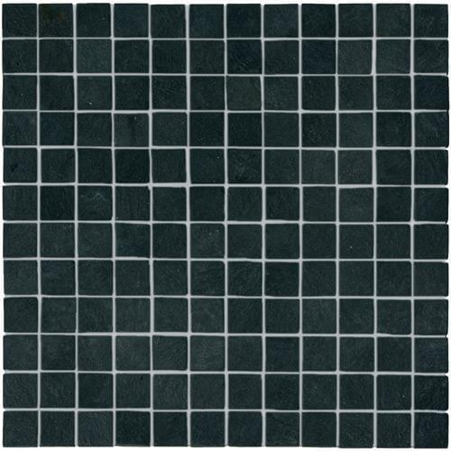 Mosaïque Noire 2.3x2.3x1 cm