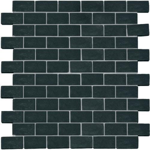 Mosaïque Noire 4.9x2.3x1 cm