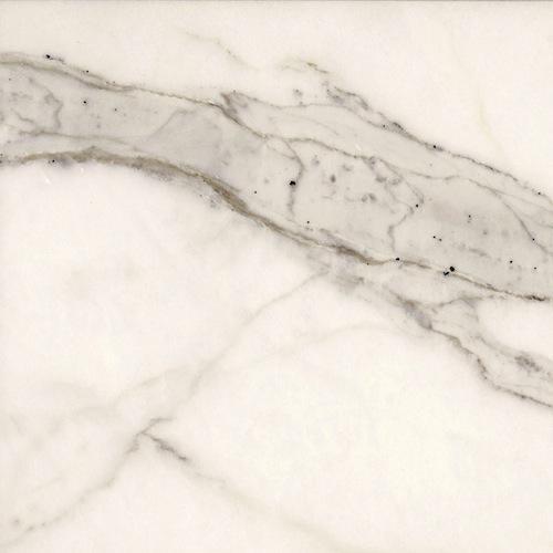 Marbre Blanc statuaire veiné