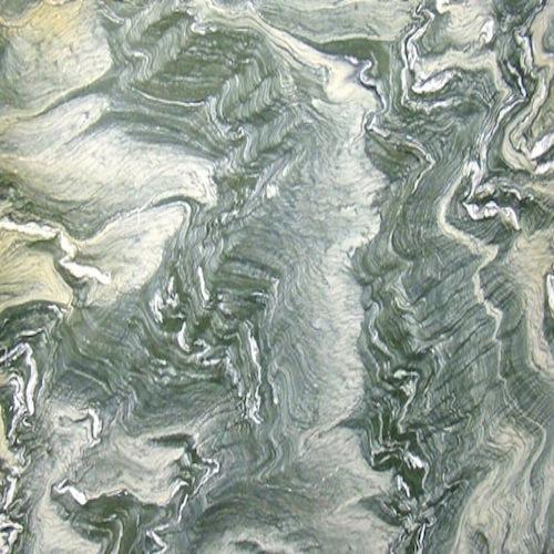 Marbre Cipollino ondulato verde