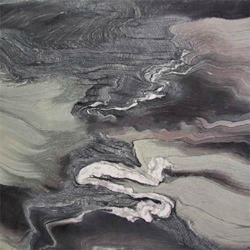Marbre Cipollino ondulato
