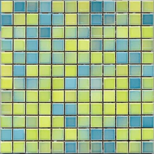 Vitra tiles Color line mix 4 yellow-blue