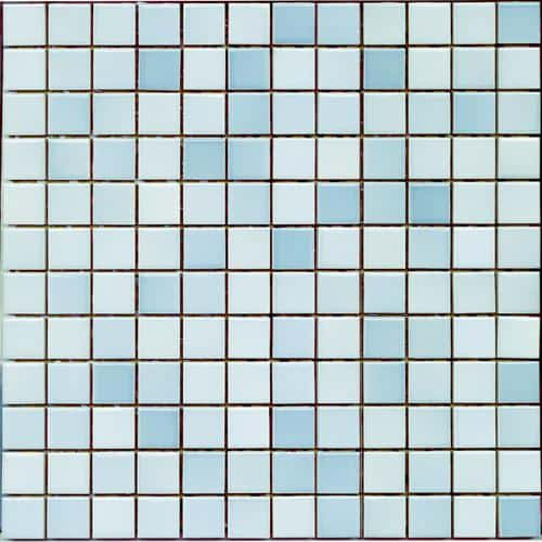 Vitra tiles Color line mix 5 pool blue