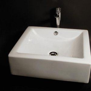 Vasque cubique