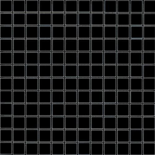 Vitra tiles Energy mix black