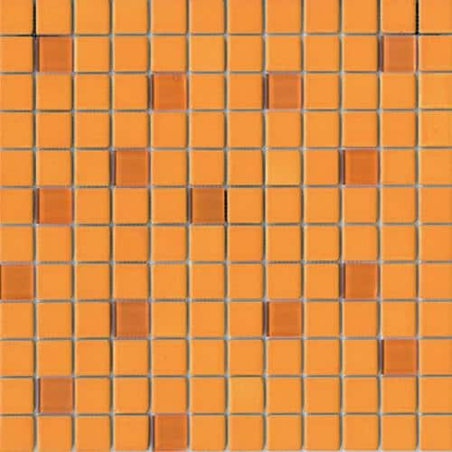 Vitra tiles Energy mix orange