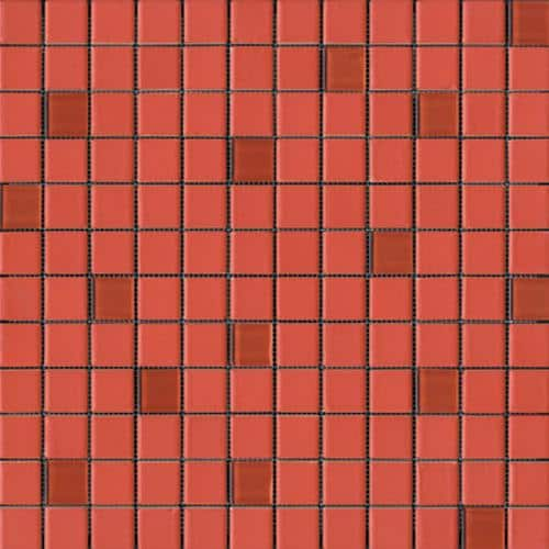 Vitra tiles Energy mix red