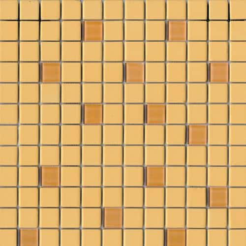 Vitra tiles Energy mix yellow