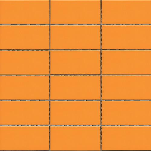 Vitra tiles Energy orange