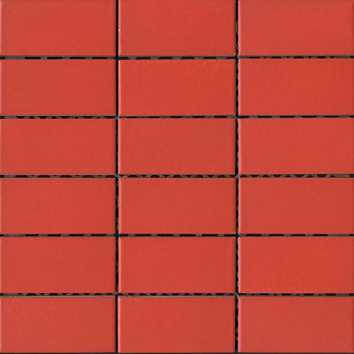 Vitra tiles Energy red