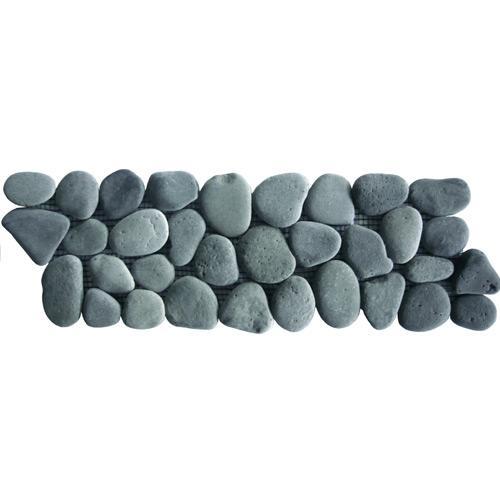 Pebbles Gris champur 30x10