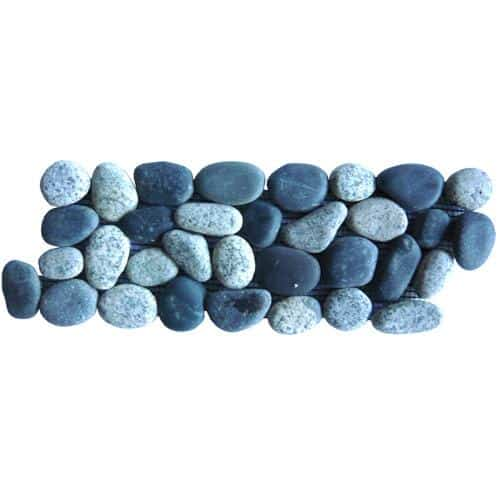 Pebbles Gris panachés ratu 30x10