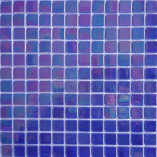 Mosaics Iridium lapis lazuli