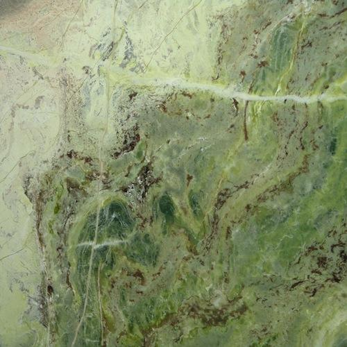 Marbre Irish connemarble green