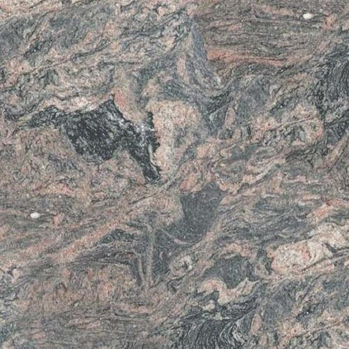 Granit Kinawa pink