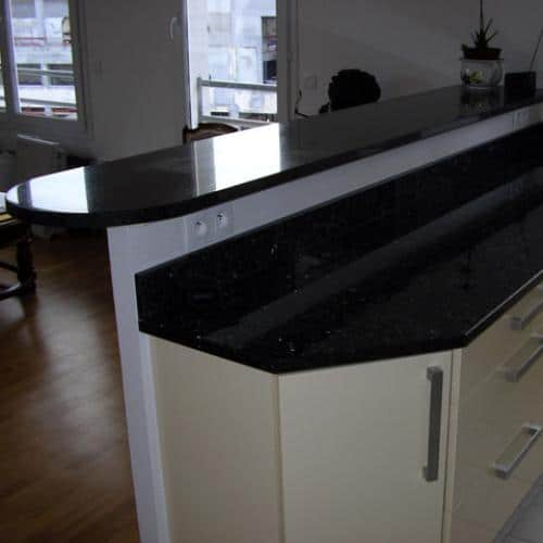 Kitchen granite worktops Labrador bleu 2