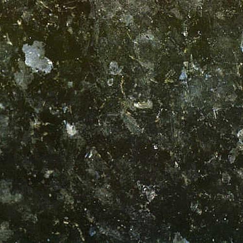 Granit Labrador vert poli