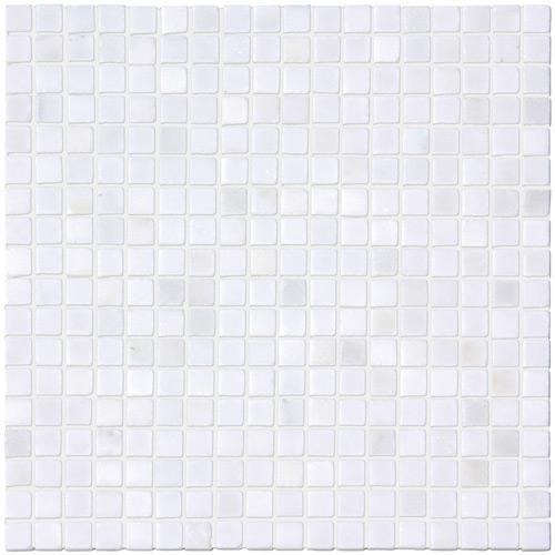 Mosaïque De  pure white