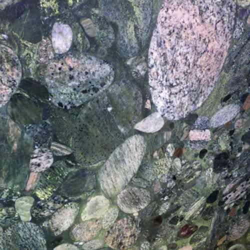 Granit Vert marinace