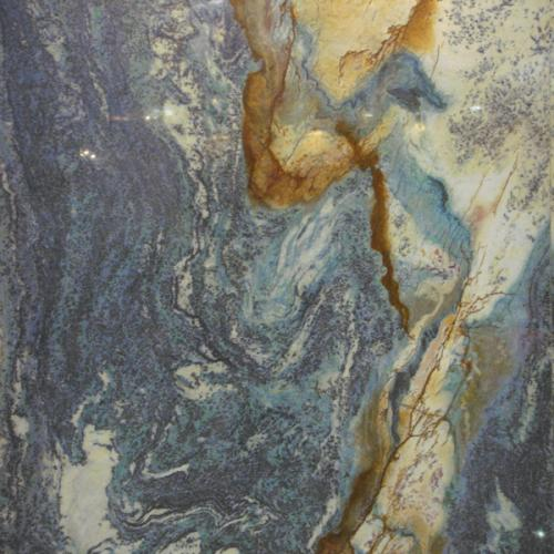 Granit Quartzite louise blue