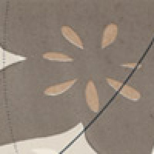 Vitra tiles Shiba mink border