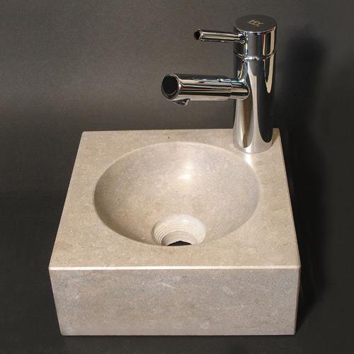Basin Vasque square plus 30