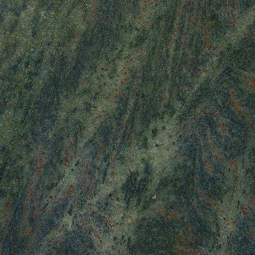 Granit Tropical green poli