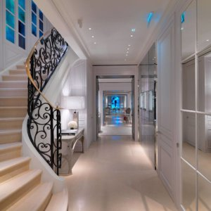 Escalier Marbre
