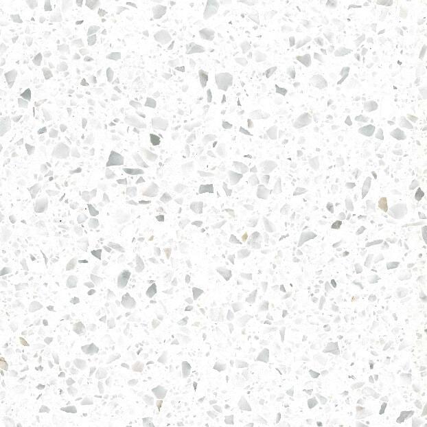 Terrazzo base ciment CARRARA 0/7