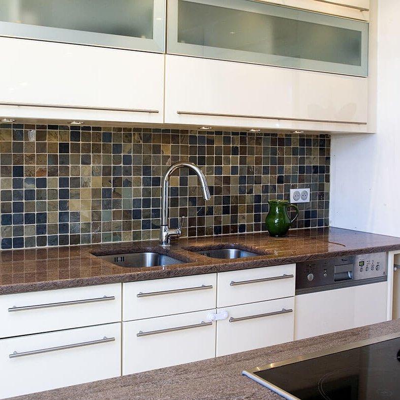 Merveilleux Plan De Travail Granit Ikon Brown
