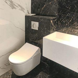 WC Nero Portoro MDY