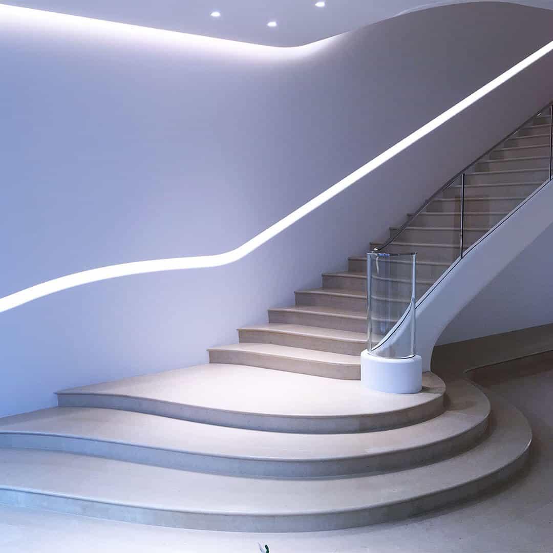 Escalier Ateliers Dior