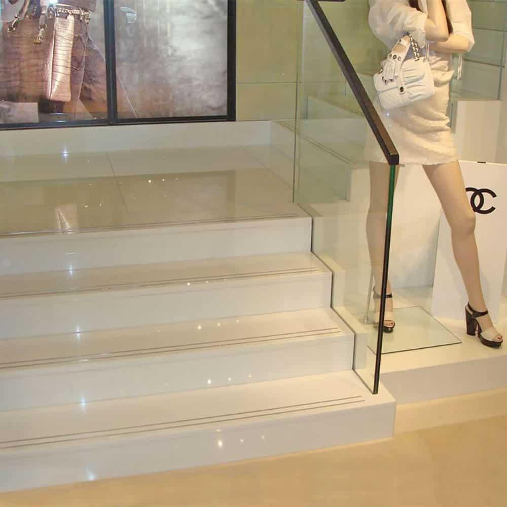Projet Chanel – Rue Royale à Paris