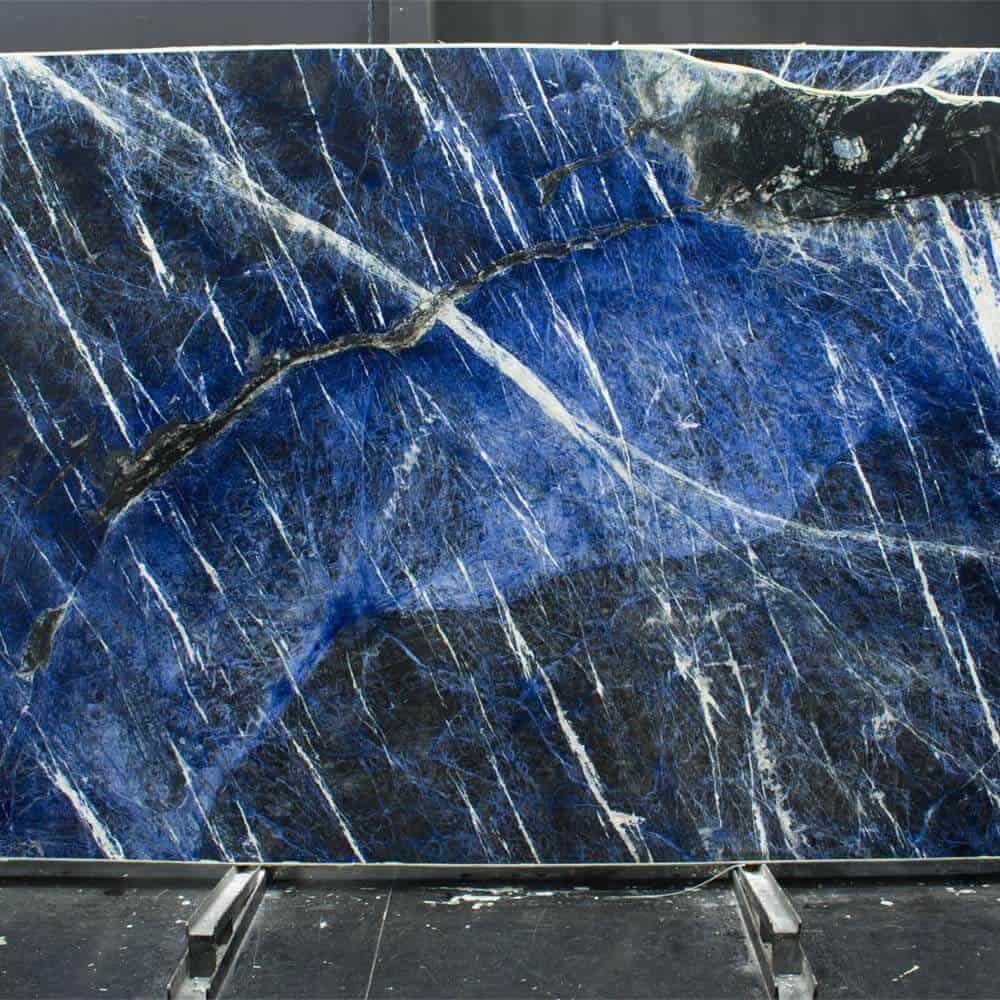 Nouveaux Arrivages de Tranches Sodalite Blue Super Premium 26