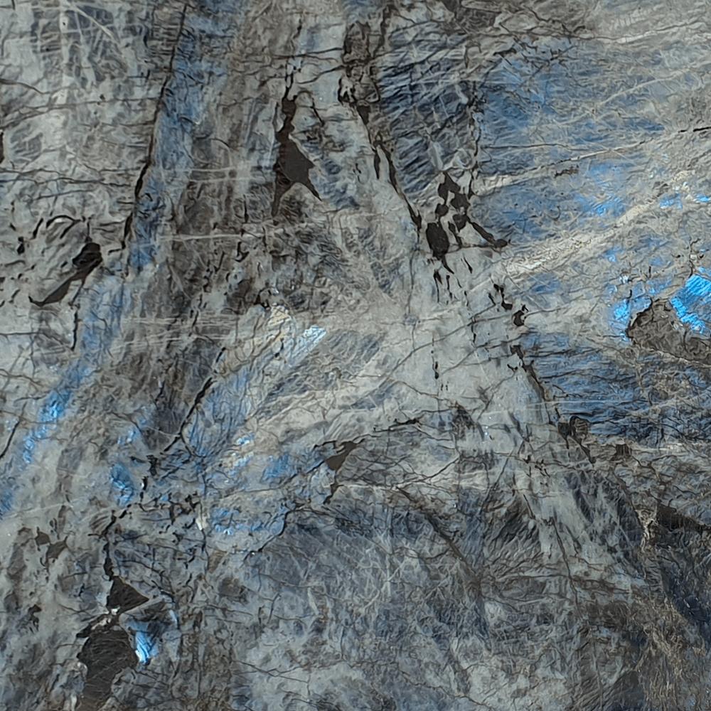 Labradorite bleue Bloc 92703