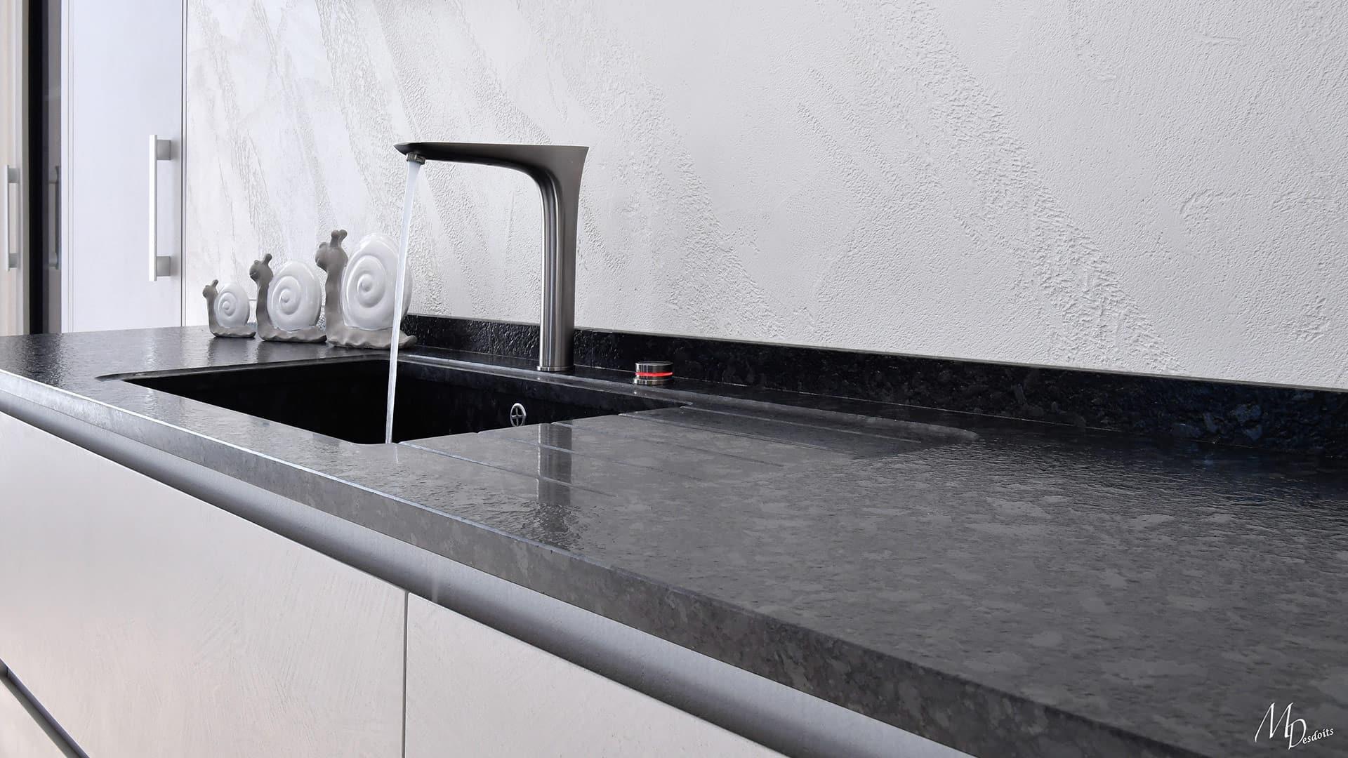 Granit Steel Black