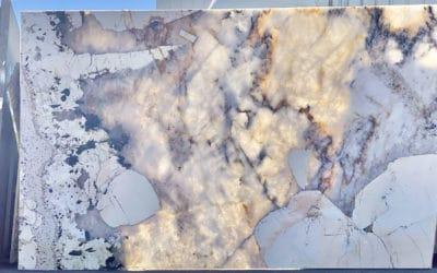 Granit Patagonia et Cristal de roche