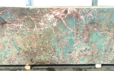 Granit Amazzonite