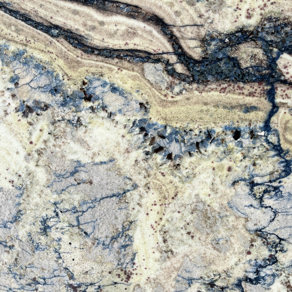 Granit Granit Azzurite